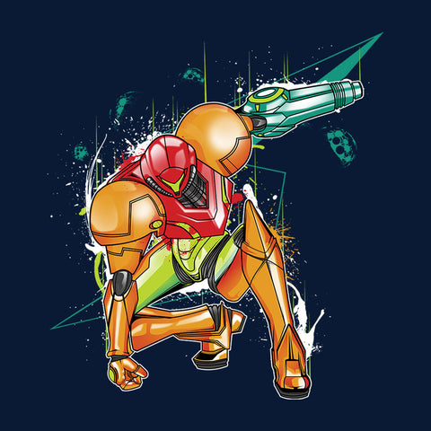 Metroid Bug Hunter