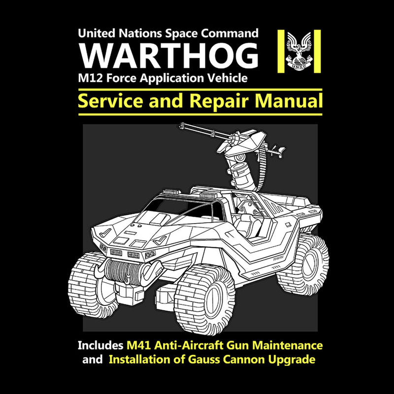 Halo Warthog Service And Repair Manual by Adho1982 - Cloud City 7