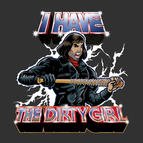 Walking Dead He-Man I Have The Dirty Girl