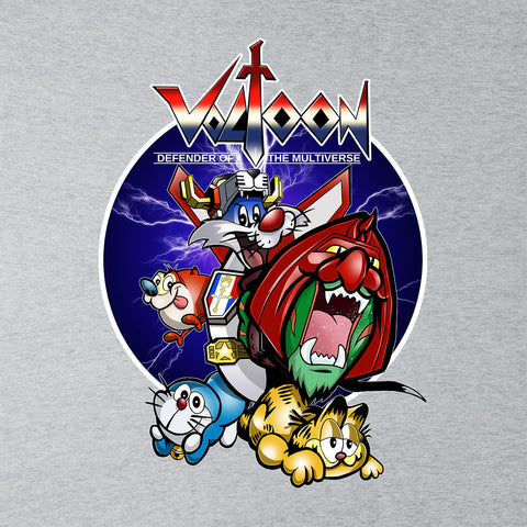 Voltron Voltoon Defenders of the Universe