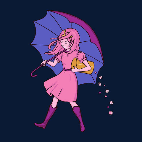 Adventure Time Princess Bubblegum Candy Girl