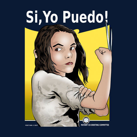 Mutie Riveter Laura Logan X Men Spanish