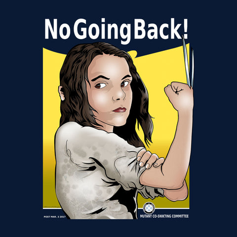 Mutie Riveter Laura Logan X Men No Going Back