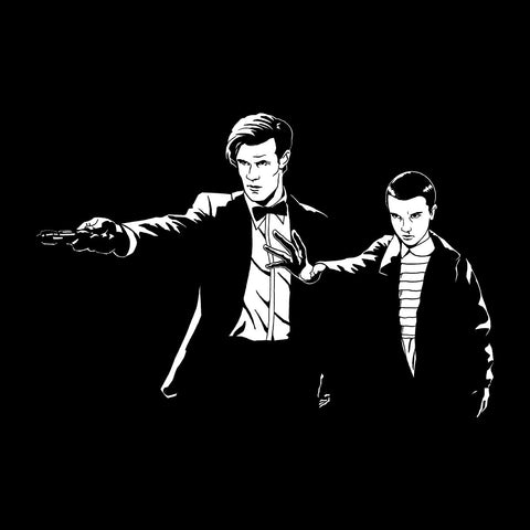 11 Eleven Doctor Who Stranger Things Pulp Fiction