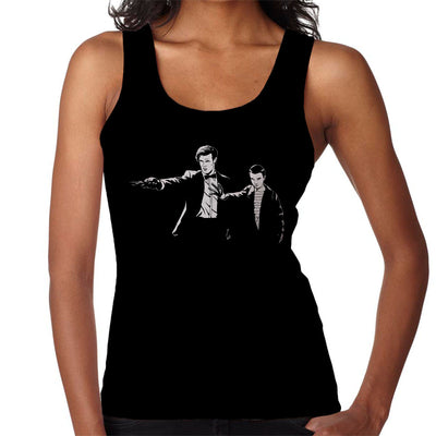 11 Eleven Doctor Who Stranger Things Pulp Fiction Women's Vest by Zerobriant - Cloud City 7