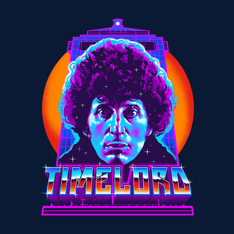 Timelord Fourth Doctor Who