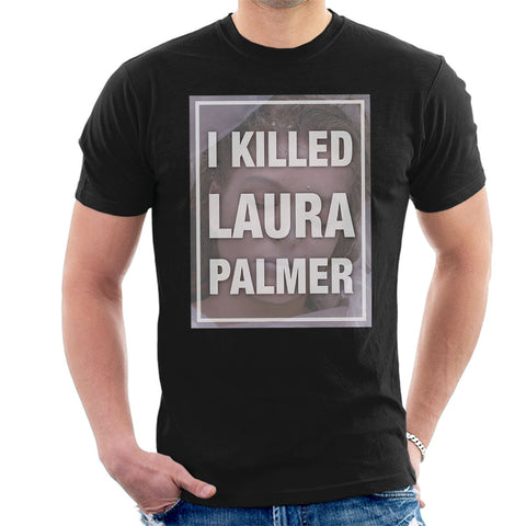Twin Peaks I Killed Laura Palmer Photo Dead