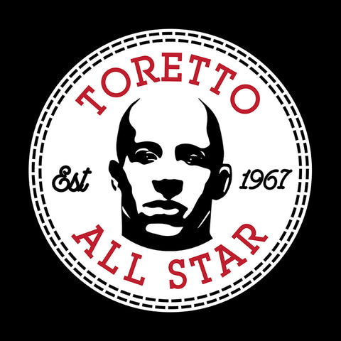 Fast And Furious Toretto All Star Converse Logo