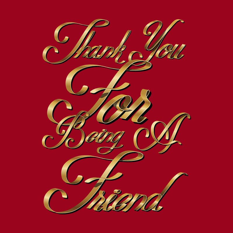 Thank You For Being A Friend Golden Girls Kid's T-Shirt by Create Or Destroy - Cloud City 7
