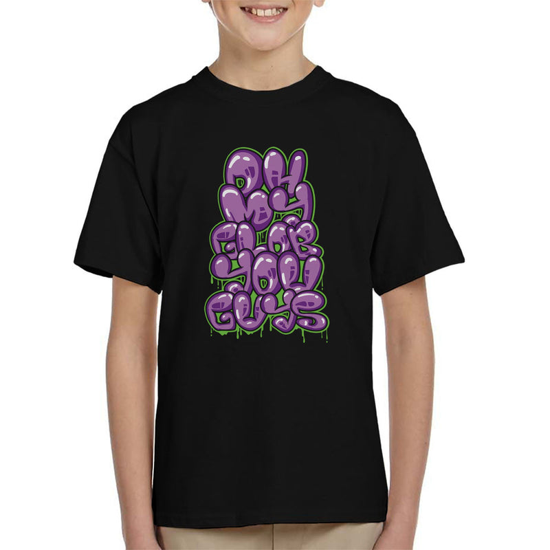 Oh My Glob You Guys Adventure Time Kid's T-Shirt