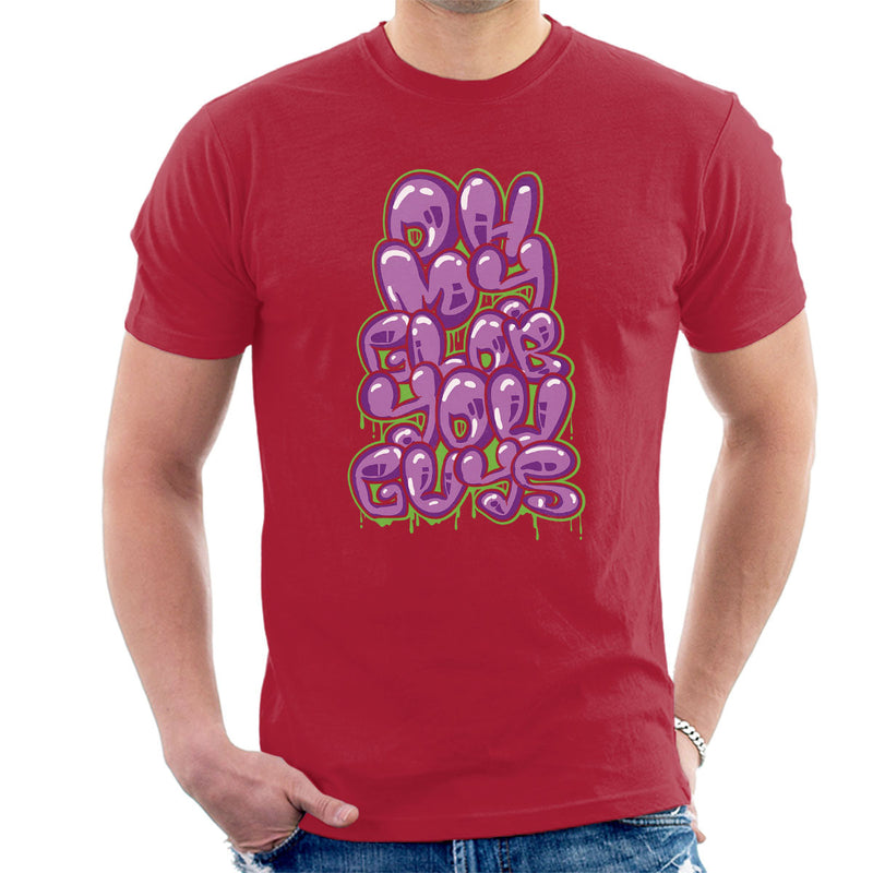 Oh My Glob You Guys Adventure Time Men's T-Shirt by Create Or Destroy - Cloud City 7