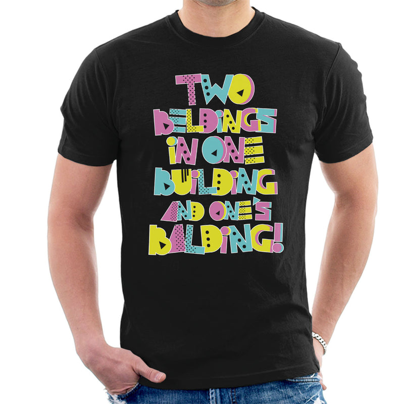Two Beldings Saved By The Bell Men's T-Shirt