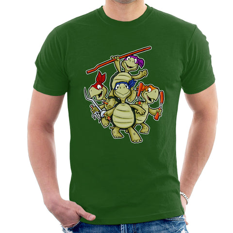 Touche Teenage Mutant Ninja Turtles