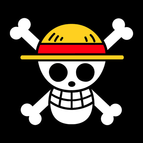Luffy Pirate Flag One Piece