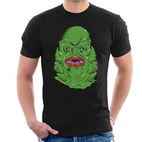 Creature From The Black Lagoon Face Men