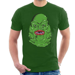 Creature From The Black Lagoon Face Men's T-Shirt