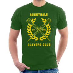 Sunnydale Slayers Club Buffy Men's T-Shirt