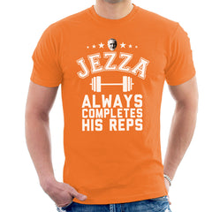 Jeremy Corbyn Always Completes His Reps Gym Men's T-Shirt