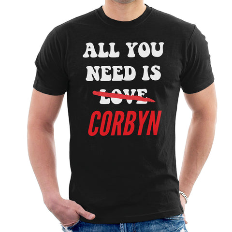 All You Need Is Jeremy Corbyn