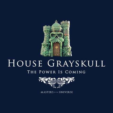 House Grayskull The Power Is Coming