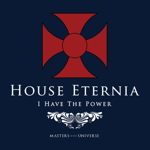 House Eternia I Have The Power He Man Masters Of The Universe