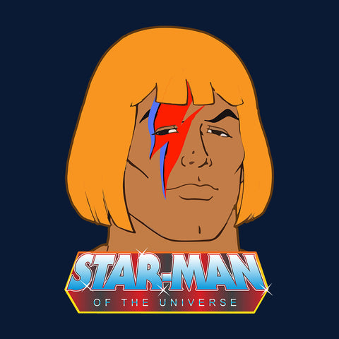 Star Man Masters Of The Universe He Man