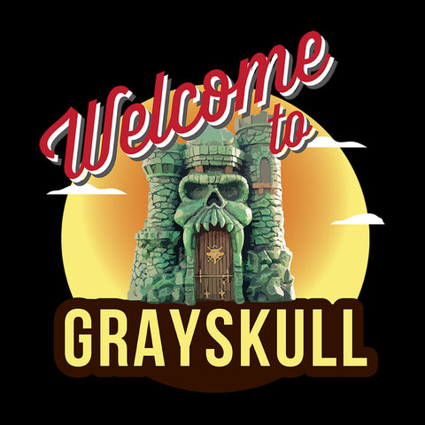Welcome To Greyskull He Man Masters Of The Universe