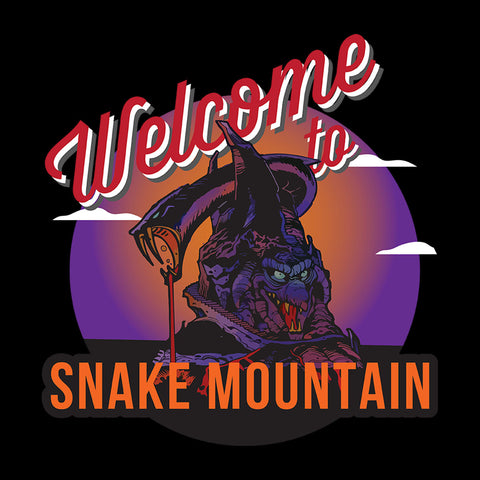 Welcome To Snake Mountain He Man Masters Of The Universe