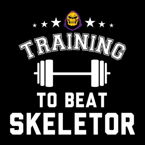Training To Beat Skeletor He Man Masters Of The Universe