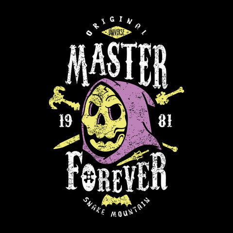 Master Forever Skeletor Masters Of The Universe
