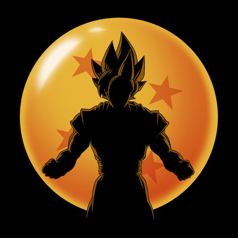 Saiyan Dragon Ball Silhouette Dragon Ball Super