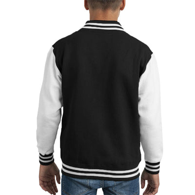 Bojack Horseman Everyone Like Me Kid's Varsity Jacket by Retro Freak - Cloud City 7