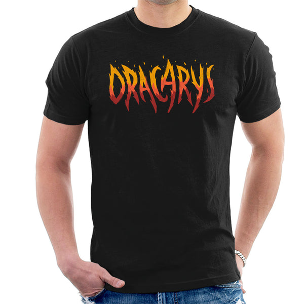 Game Of Thrones Dragons Dracarys Men's T-Shirt