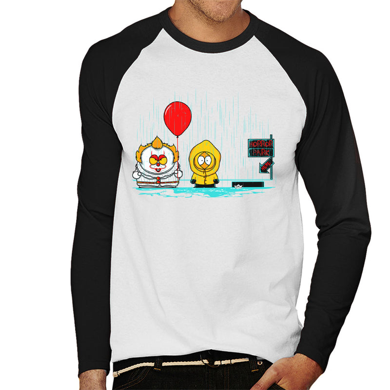 Cloud City 7 It South Park Mix Horror Mix Mens T-Shirt