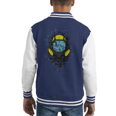 Breaking Bad Crystaline Kid's Varsity Jacket by Pigboom - Cloud City 7