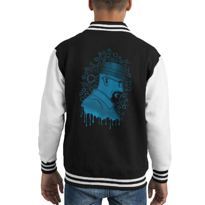 Crystal Chemist Breaking Bad Kid's Varsity Jacket by Pigboom - Cloud City 7