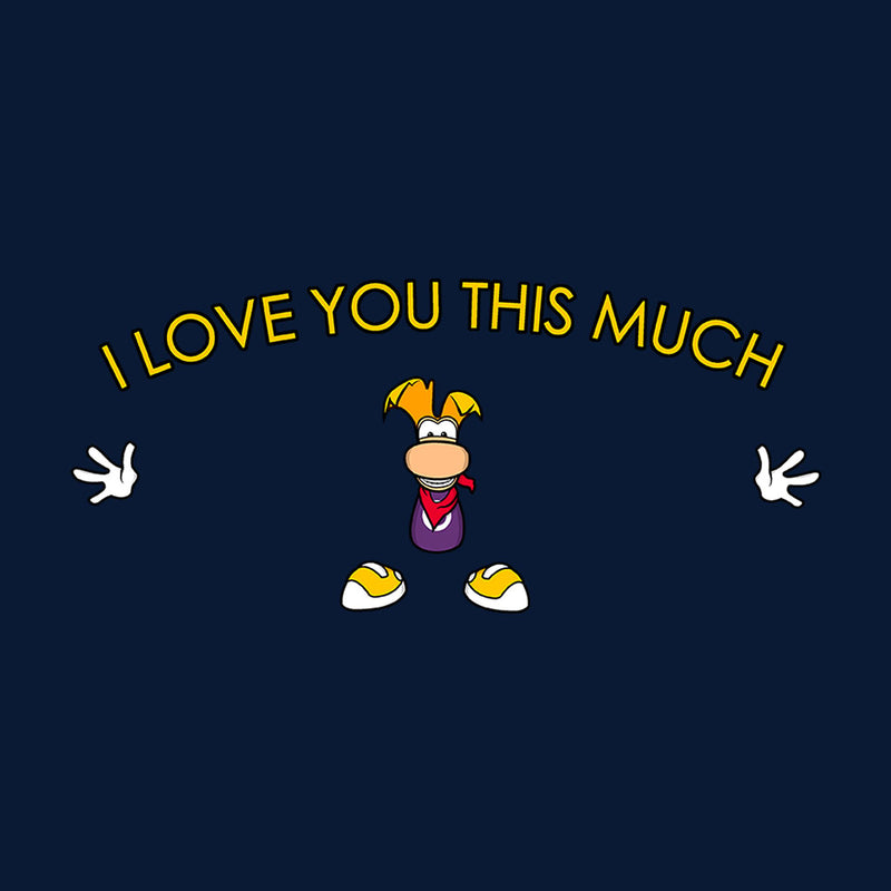 Rayman I Love You This Much