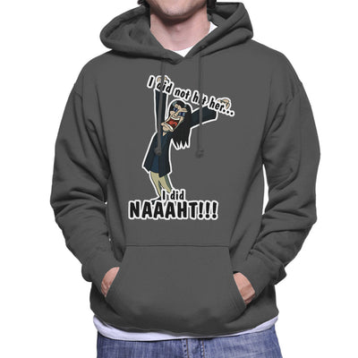 I Did Not Hit Her I Did Naaaht The Room Men's Hooded Sweatshirt by Vinny Palmer - Cloud City 7