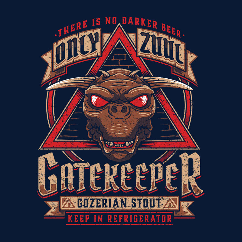 Ghostbusters Gozer Ale by Adho1982 - Cloud City 7
