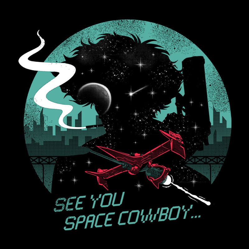 Cowboy Bebop See You Space Cowboy by Vincent Trinidad - Cloud City 7