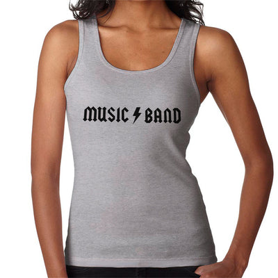 30 Rock Music Band How Do You Do Fellow Kids Music Band Women's Vest by Chris Stringer - Cloud City 7