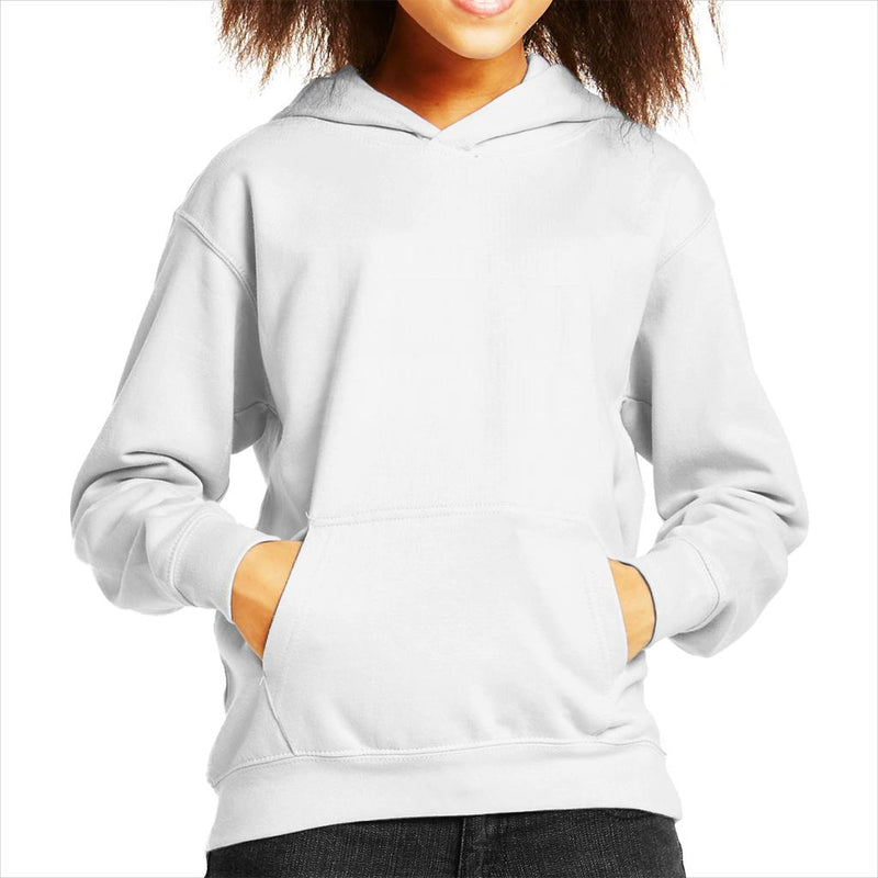 Warning May Start Talking About Fortnite Kid's Hooded Sweatshirt by Prosthetic Mind - Cloud City 7