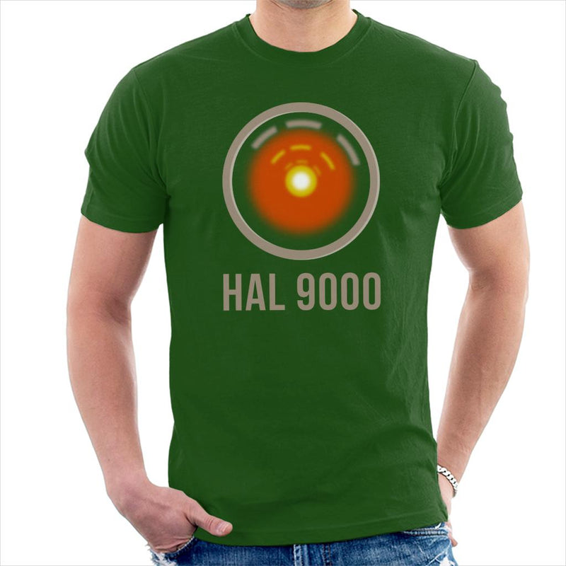 Space Odyssey Hal 9000 Men's T-Shirt by Karlangas - Cloud City 7