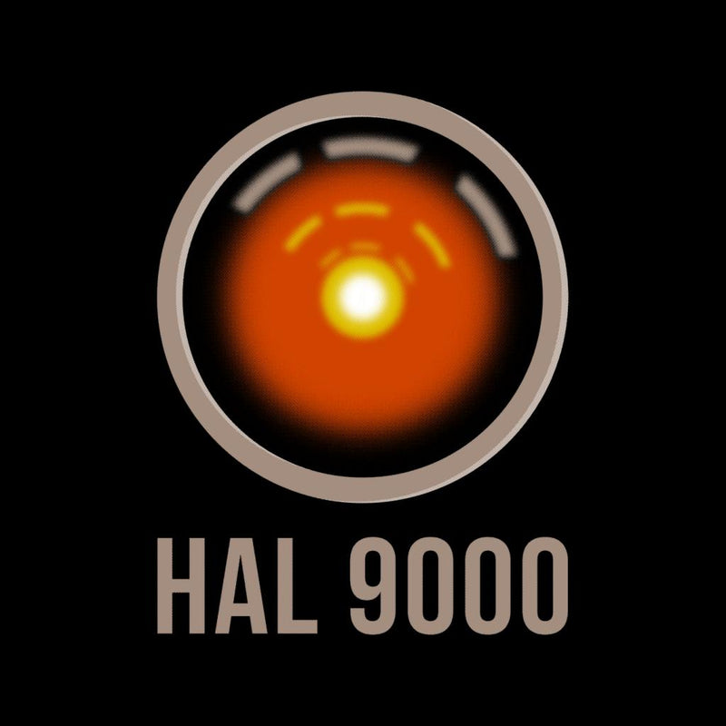 Space Odyssey Hal 9000 by Karlangas - Cloud City 7