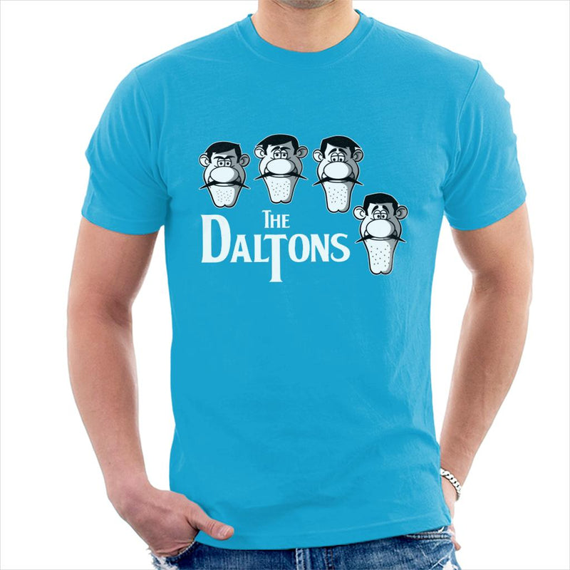 Lucky Luke The Daltons Men's T-Shirt by Karlangas - Cloud City 7
