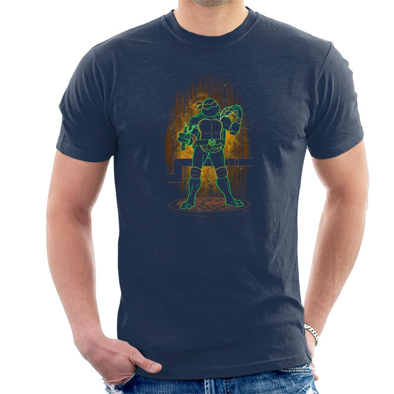 Teenage Mutant Ninja Turtles Shadow Of Mikey Men's T-Shirt by Donnie - Cloud City 7
