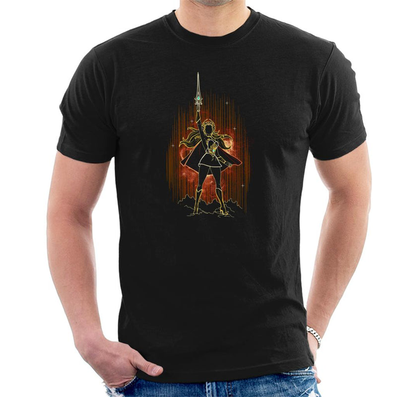 Masters Of The Universe Shadow Of She Ra Men's T-Shirt by Donnie - Cloud City 7