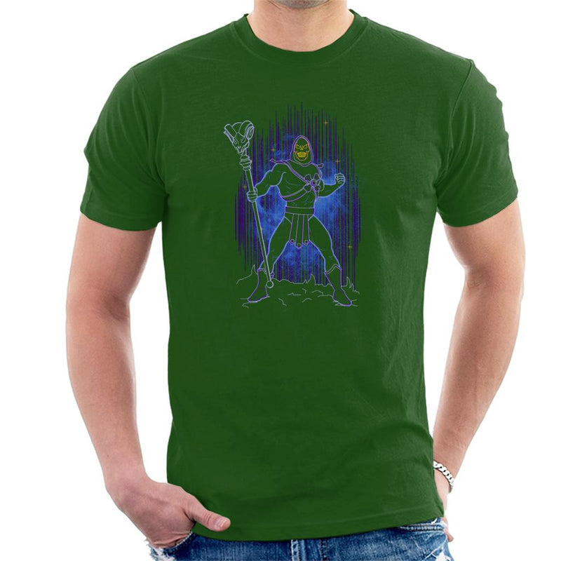 Masters Of The Universe Shadow Of Skeletor Men's T-Shirt by Donnie - Cloud City 7
