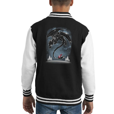 Kids fan art varsity jackets cloud city 7 tagged how to train your dragon starry dragon sky kids varsity jacket by chocolateraisinfury cloud city ccuart Image collections