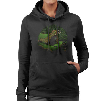 The Viking And The Dragon How To Train Your Dragon Women's Hooded Sweatshirt by Pigboom - Cloud City 7